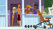S1 E7 Gym equipment