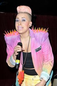 Courtney Rumbold Stooshe Live Proud Cabaret m8dAH8Jbn5Dl