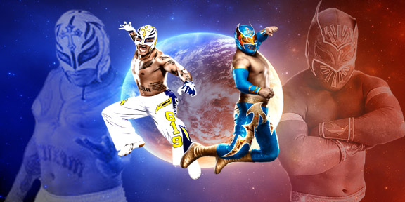 File:Rey mysterio and sin cara wallpaper by igman51-d53bi04.jpg
