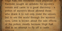 Wyverns Blood
