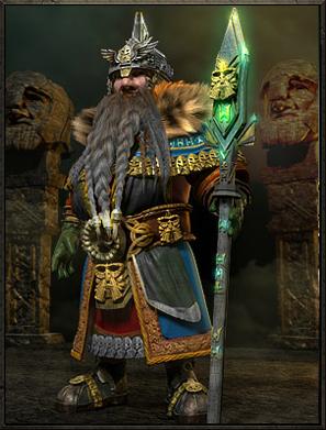 Wardens Staff-Image