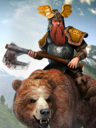 Bear Rider (Imperial)