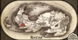 Roshar-Yezier