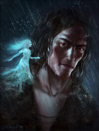 Kaladin and syl stormlight archive series by lyraina-d7sgboc