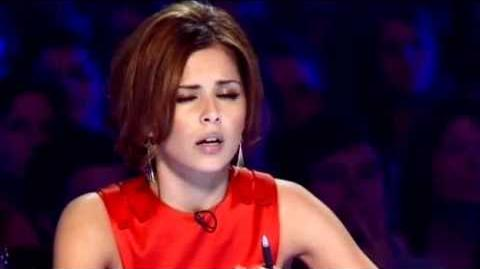 Jahm - The X Factor 2010 - Auditions Week 1