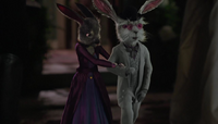 Mrs. Rabbit OW113