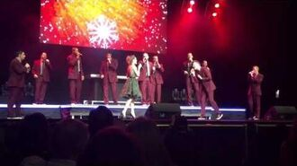 Text Me Merry Christmas (live with Laura Osnes)