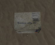 Mysterious Package 1