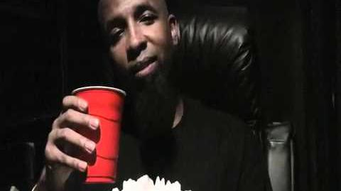 Tech N9ne speaking on Dirty Wormz and KABOSH (part 1)