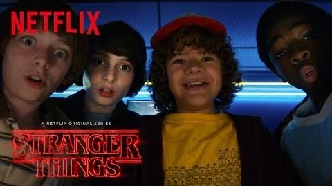 "Stranger Things Season 2 Comic Con ""Thriller"" Trailer HD Netflix"