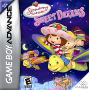 SSC Sweet Dreams GBA cover
