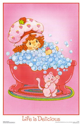 File:Strawberry Shortcake Life is Delicious Poster.jpg