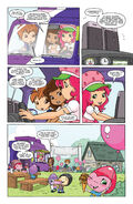 Strawberry Shortcake Comic Books Issue 8 - Page 16