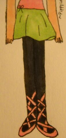 File:Kiwi Dance Skirt and Shoe Detail.jpg
