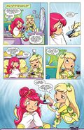 Strawberry Shortcake Comic Books Issue 0 - Page 6