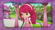 Princess Strawberrita is sad