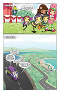 Strawberry Shortcake Comic Books Issue 8 - Page 13