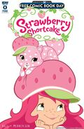 Strawberry Shortcake Comic Books Issue 0 - Page 1