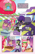 Strawberry Shortcake Comic Books Issue 5 - Page 3