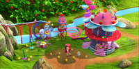 Locations in Berry Bitty City