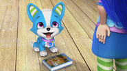 Here is your book, Blueberry