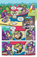 Strawberry Shortcake Comic Books Issue 1 - Page 3