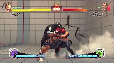 SSF4 ~ Ibuki Combo Video (Prophecie)
