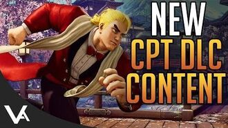 SFV - New CPT Costumes, Colors & Stage Revealed! Capcom Pro Tour 2017 DLC For Street Fighter 5