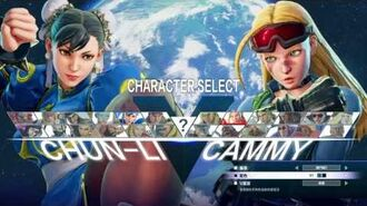 Street Fighter 5 All Stages,Characters,Costumes,Colors (Ver.02.010)