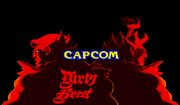 Vampire Savior Akuma Dirty Beret
