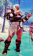 SFV Urien Premium Battle Costume