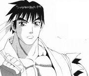 Ryu in Sakura Ganbaru 1