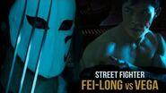 Fei-Long vs Vega Enter The Dragon (Street Fighter Fan Film)