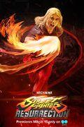 Ken in Street Fighter Resurrection Promo