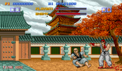 Street Fighter Ryu vs Retsu