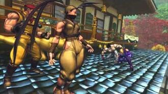 Street Fighter X Tekken - Mishima Estate Theme (Round 2)