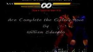 Street Fighter EX3 Complete the Galaxy