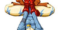Namco × Capcom/Official Art/Capcom