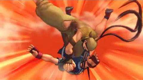 Super Street Fighter 4 - Ibuki Ultra 2 Hashinshou