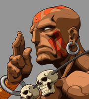 Character Select Dhalsim by UdonCrew