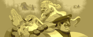 File:Gouken, Goutetsu, and Bison in Street Fighter Alpha.PNG