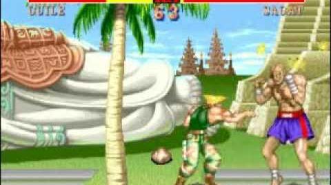 Street Fighter II The Phantom Menace
