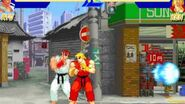 (Demo) ストリートファイターZERO Street Fighter Alpha (C)Capcom 1995