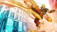 Street Fighter V OST - Ken Theme