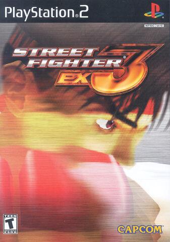 File:Street Fighter EX3 cover.jpg
