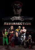 Street Fighter Resurrection poster