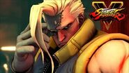 Street Fighter V Nash Gameplay Trailer - 1080P 60FPS