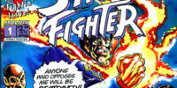 Street Fighter (Malibu Comic)