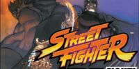 Street Fighter - Round One: Fight!