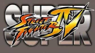 Super Street Fighter IV - Run-down Back Alley Stage (China)